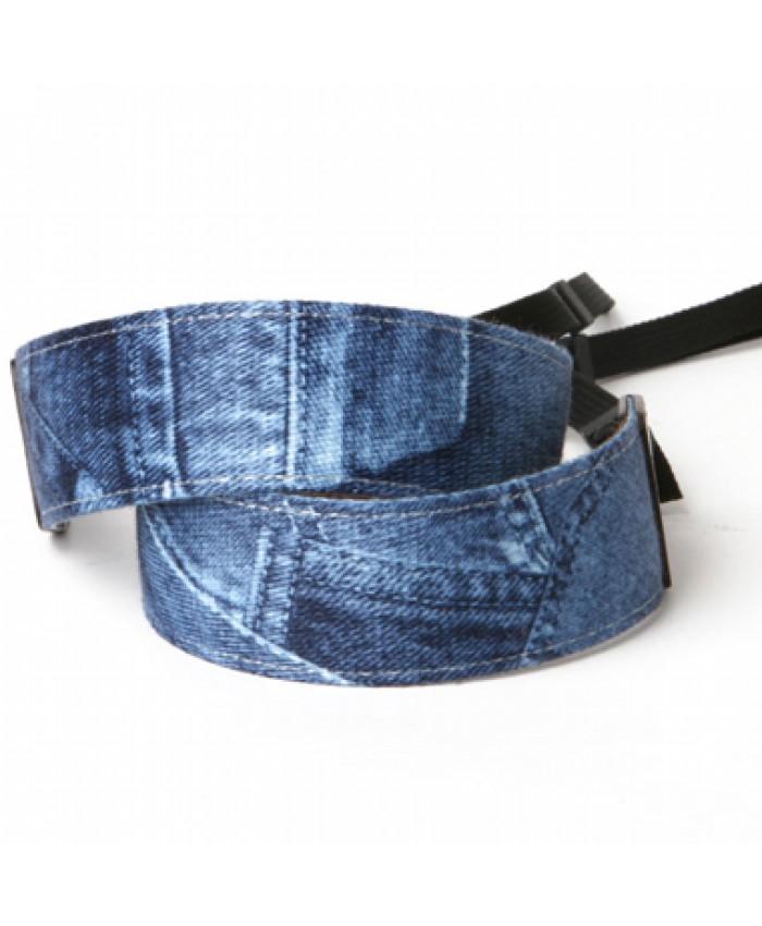 Camera Strap - Jean Style
