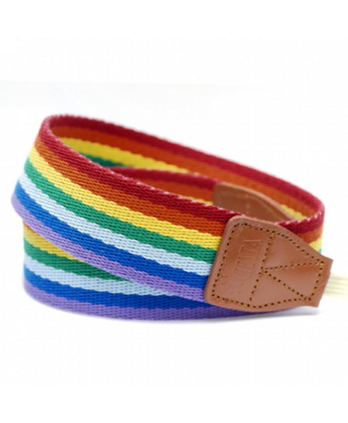 Camera Strap - Rainbow
