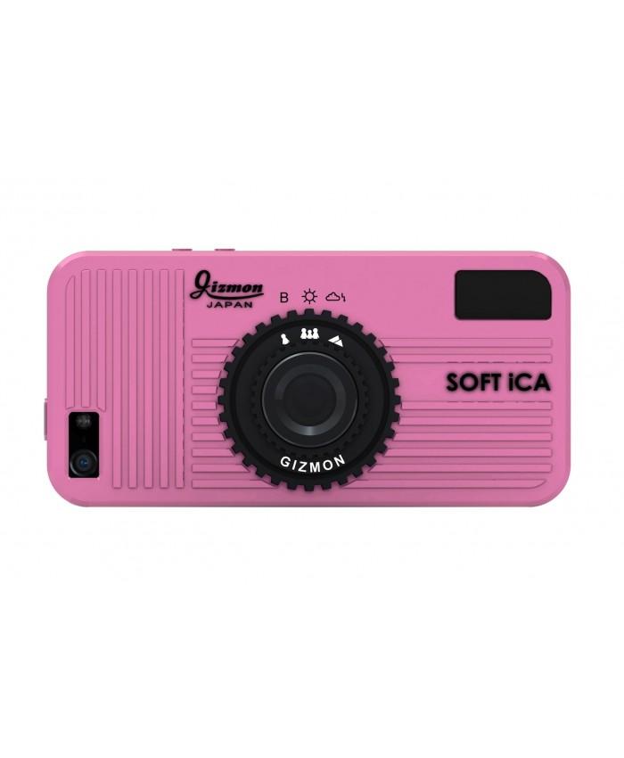 GIZMON SOFT iCA PINKiPhone5/5S