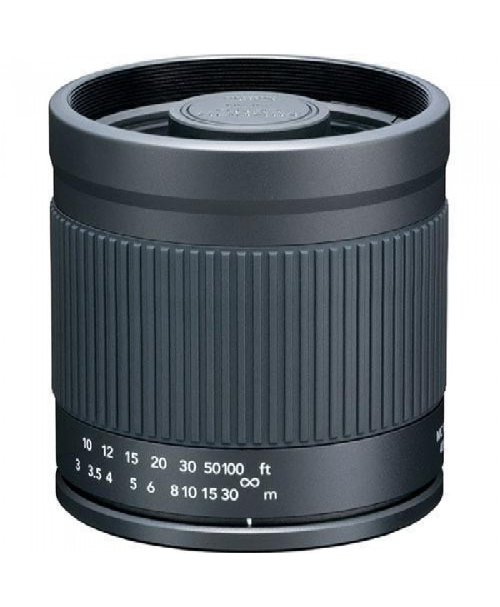 Kenko 400mm f/8.0 Mirror Lens Black
