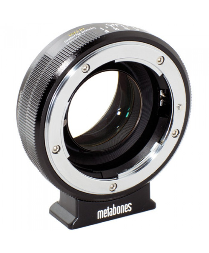 Metabones Nikon G to E-mount Speed Booster