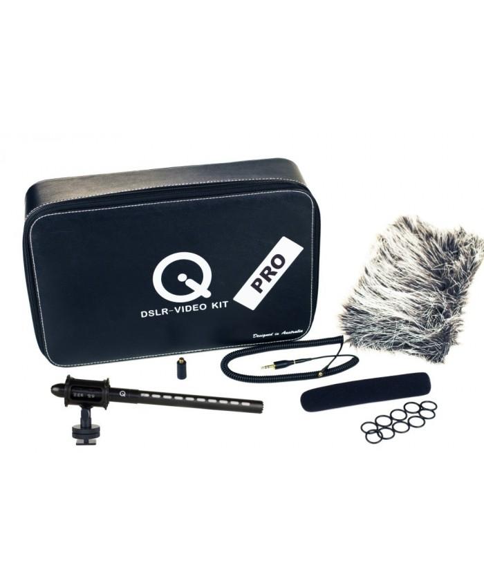 Que DSLR-Video PRO Microphone Kit