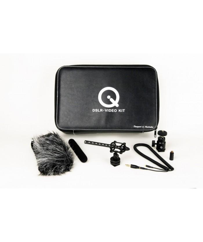 Que DSLR-Video  Microphone Kit