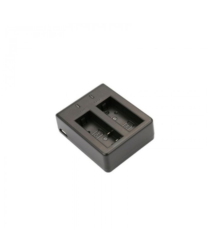 SJCAM Dual Battery Charger for Sj4000 Sj5000 M10 Series