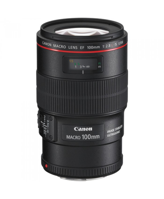 Canon EF 100mm f/2.8L Macro IS
