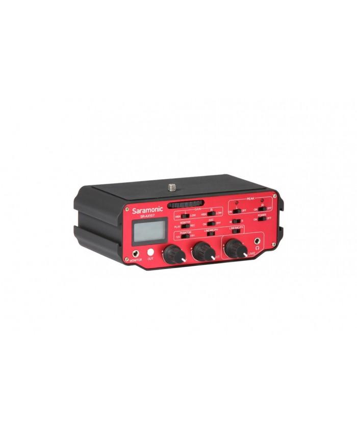Saramonic SR-AX107 - Two-Channel XLR Audio Adapter