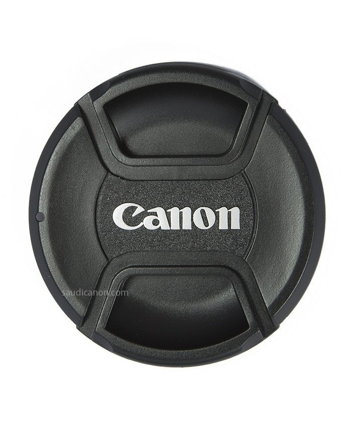 72mm Lens Cap for Canon