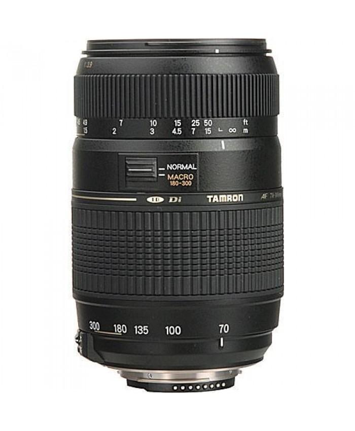 Tamron 70-300 DI LD Macro - Canon
